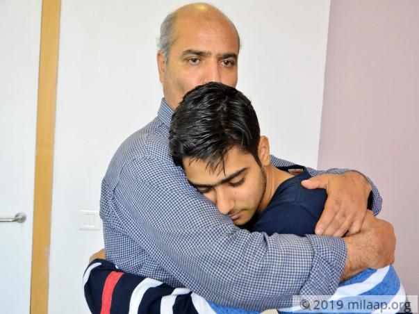 Faisal Farooq Shah needs your help to undergo Liver transplant