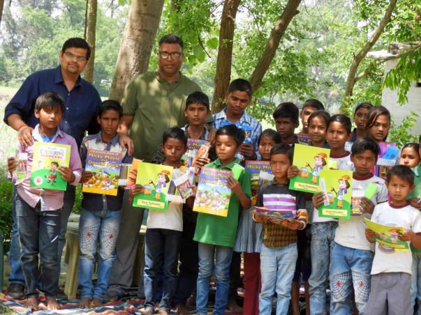 Help To Build Nature School