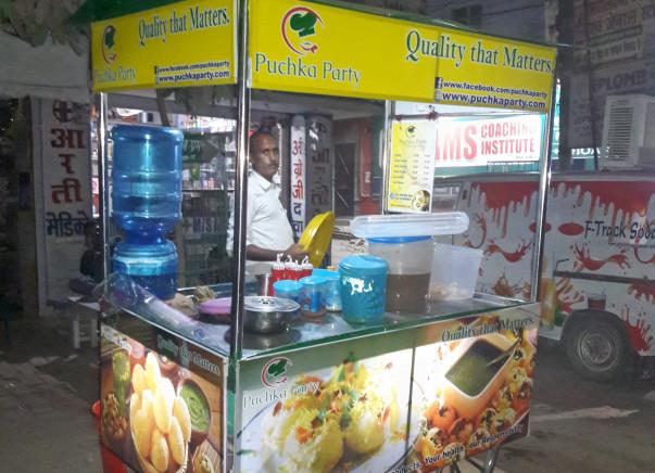 Help Us Build Next Generation Street Food Startup