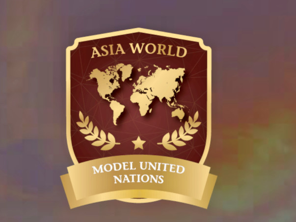 Help Me To Attend The Asia World Model United Nations III