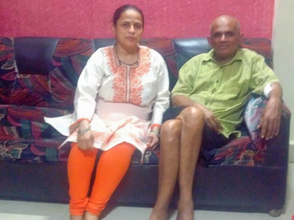 Help Aditya's Father For A Bone Marrow Transplant