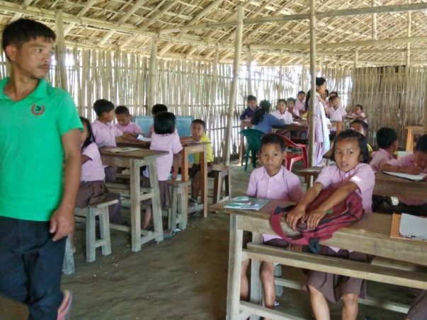 Help us to build a School