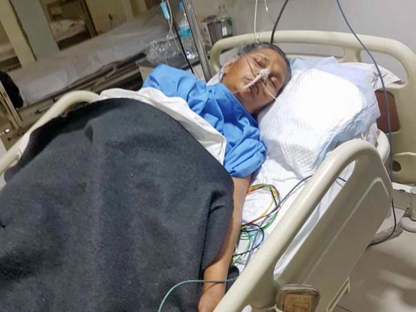 Help My Mother Undergo Treatment for Brain Hemorrhage