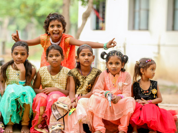 Help children of Vanavil celebrate Deepavali