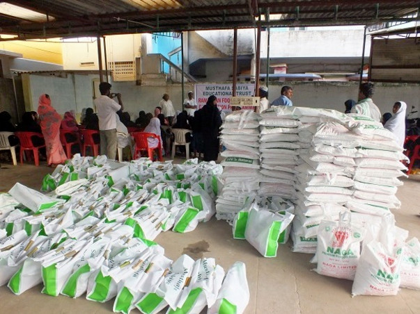 Donate For Our Ramadan Food Programme For The Underprivileged