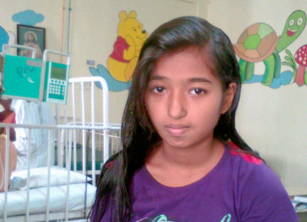 Help 14-Year-Old Pooja Fight Blood Cancer
