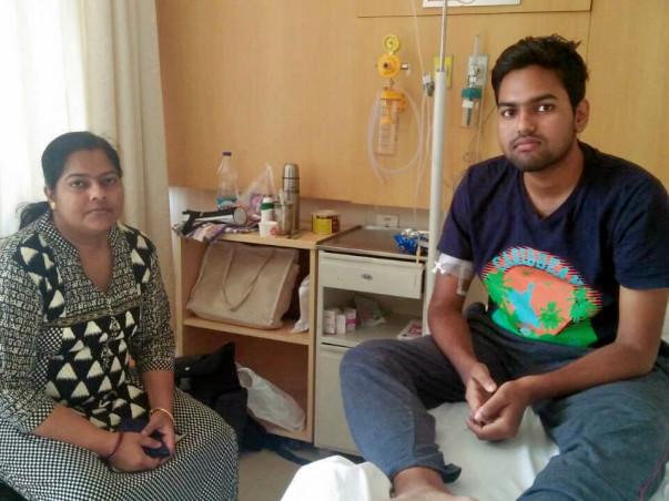 Help Avirup fight Blood Cancer