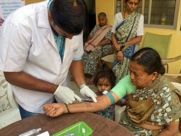 Let's gift these elderly patients the medical treatment they need