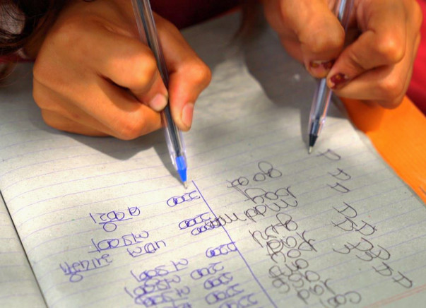 School That Trains Pupils To Write With Both Hands, Stares At Shutdown
