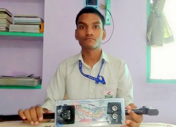 Avinash needs assistance to continue his B.Tech