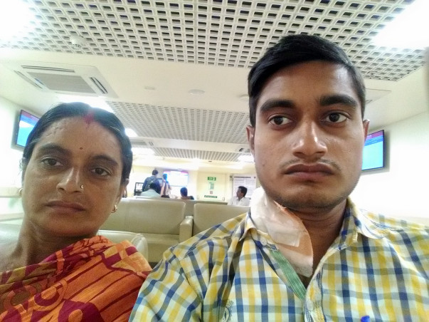 Help me for kidney transplant operation patient