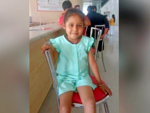 Help Little Dharini Undergo Liver Transplant