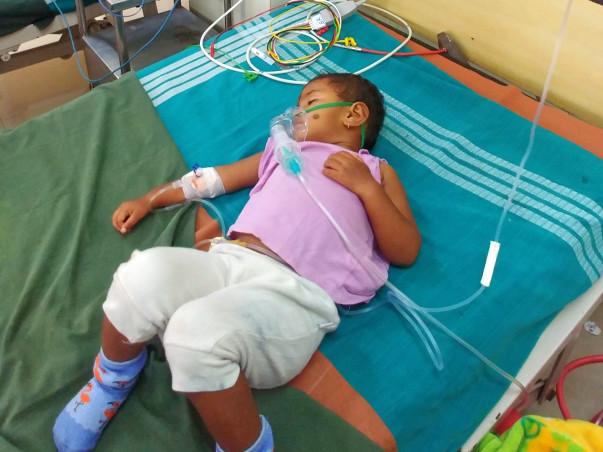 Help My Daughter Parinaya for Medical Expenses
