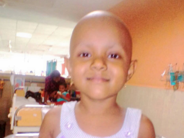 Abandoned By Husband, Mother Struggles To Save Daughter From Cancer