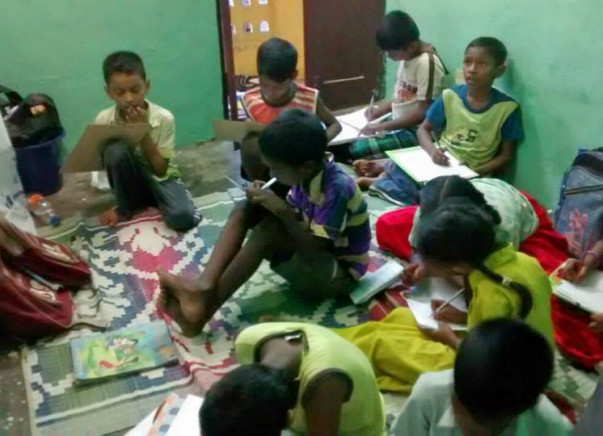 Support an After-School Learning Center For Low Income Children in Chennai
