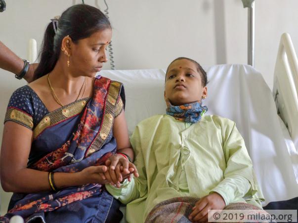 Suchit Shelar needs your help to undergo BMT