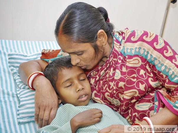 Rana needs your help to undergo his treatment