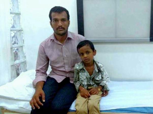 Help Sam Jeevan Get His Life & Limb Back