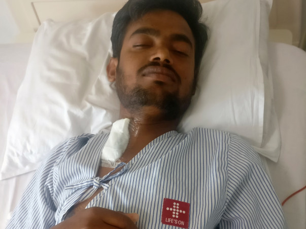 Help Ramu Fight His Kidney Disorder.