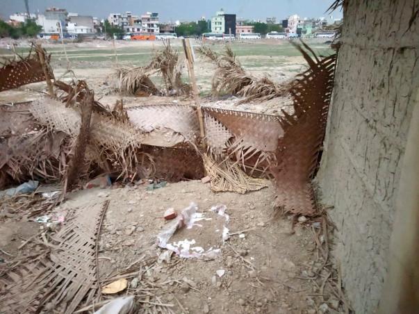 Help Adarsh Nagar Migrants Rebuild Their Hutments