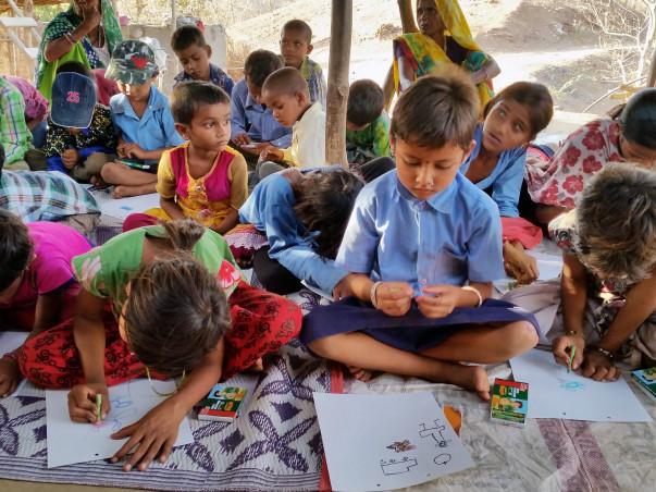 Shelter for Education of Underprivilage Children