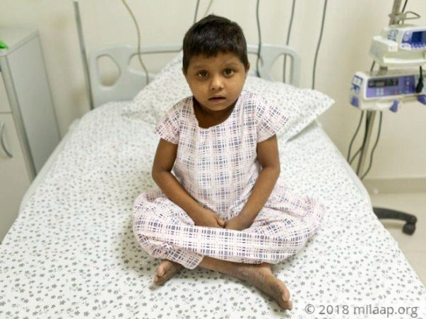 Geetha's Liver Disease Makes Her Scratch Her Skin Till It Bleeds
