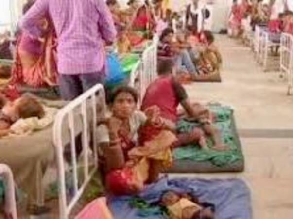 Brain fever' killing children in Muzaffarpur, Bihar