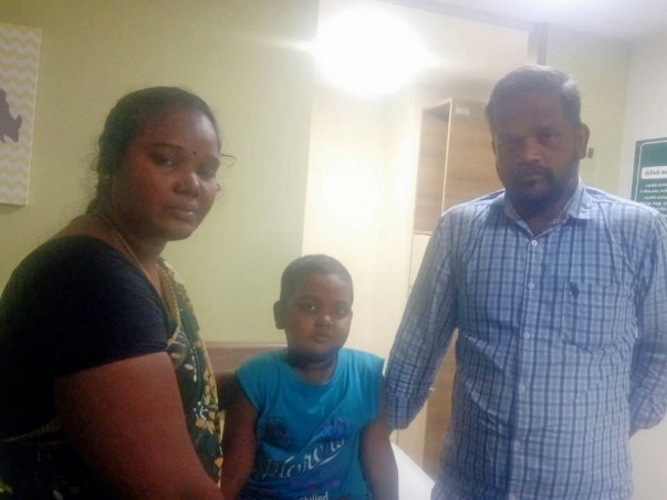 6-year-old Hari is suffering from a heart disease and needs our help