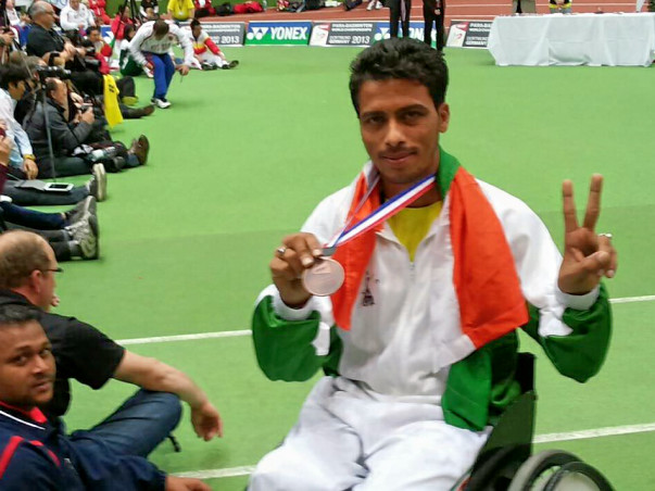 Help Financially Struggling Sanjeev Win A Medal At Tokyo Paralymics