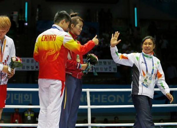 Stand With Sarita Devi   An online fundraising campaign