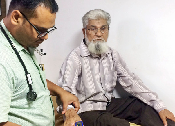 Akbar Needs Urgent Cardiac Bypass To Live And Only You Can Help Him