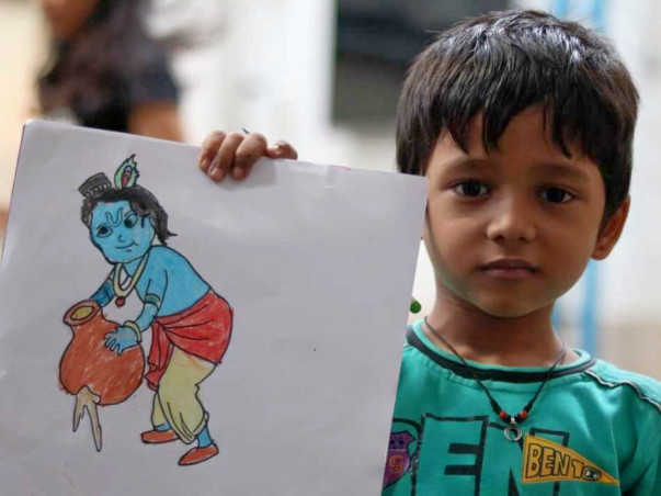 Help us stop the theft of innocence from childhood in andheri ,mumbai