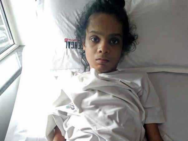 Help Arjun Undergo His Leg Treatment