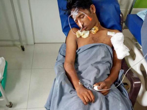 Support Juttuga Vijay Recover From Severe Head Injury