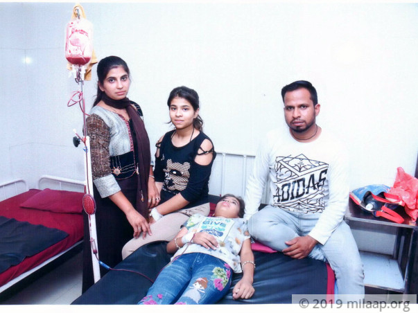 Help Kashish Gunwani Fight Thalassaemia Major