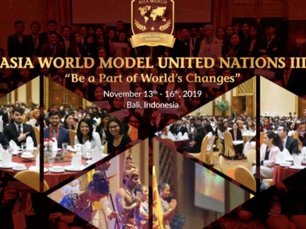 Asia World Model United Nations