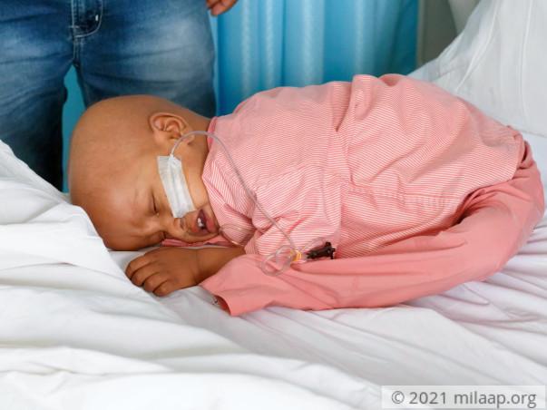 Abhiraj Lal needs your help to undergo his treatment