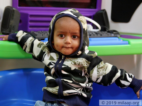 This 3-year-old Thinks His Relatives Abandoned Him Because He Is Dying