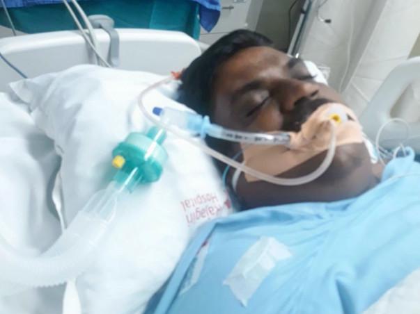 43 year old Salu needs urgent help to survive brain aneurysm