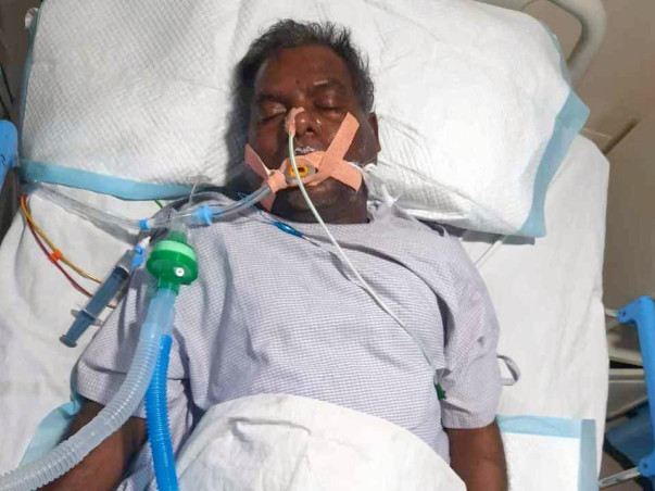Help My Brother Fight Brain Stem Bleed And Kidney Disease