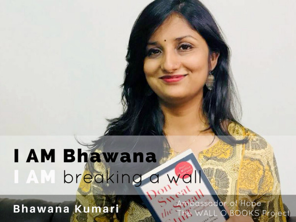 Join Bhawana to bring hope to 1 Million Kids in India
