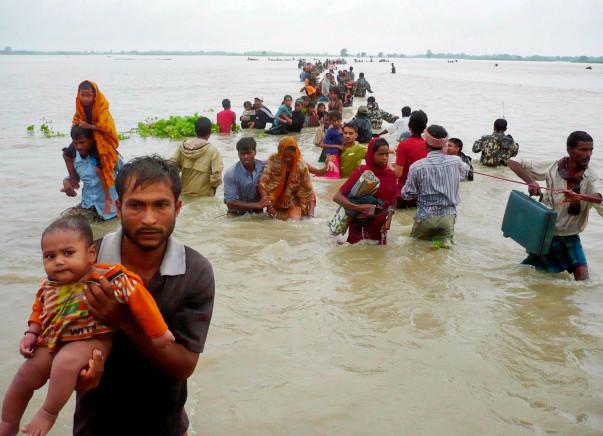 Help Bihar Flood Victims
