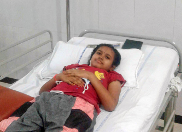 Help Save Manaswini From Cancer