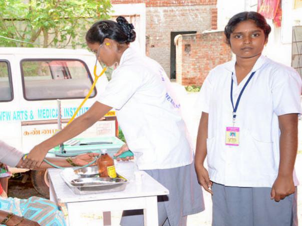 Help Build Diabetes Detection Camps In 75 Villages