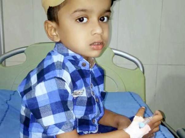 Help Priyansh fight cancer