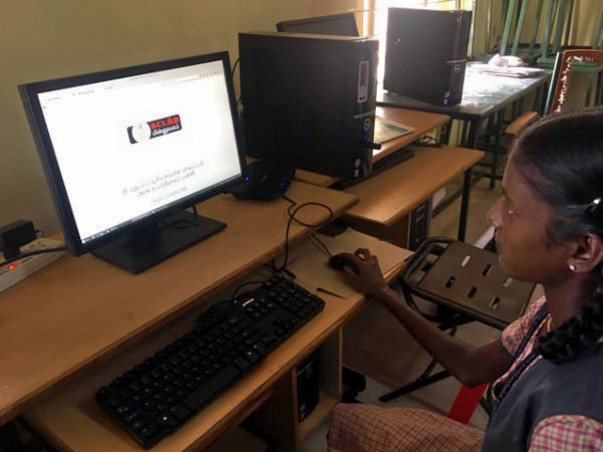 Enriching Rural Schools India By Digitizing Libraries - Yaka Solutions