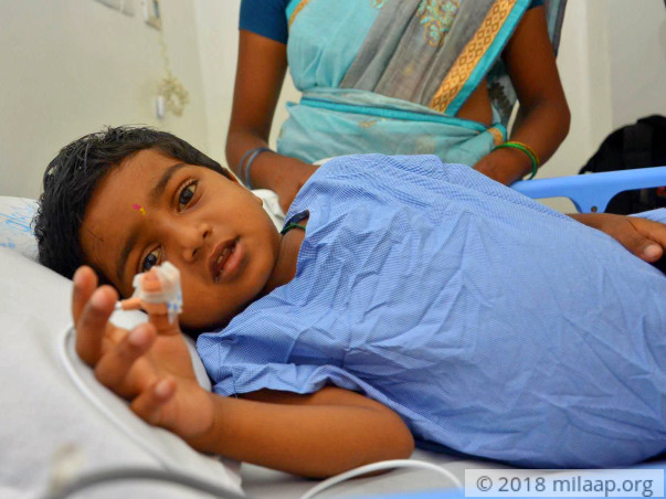 3-year-old Bhavya Has Days Left To Get A New Liver That Can Save Her