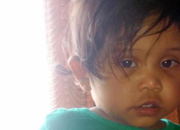 Dear Well Wishers Help Shanaya Fight Cancer At Age 14 Months