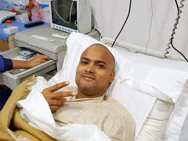 Bringing Vikas Back To His Family And Save Him From Blood Cancer