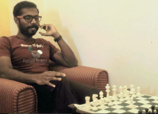 Help Arena Grand Master Sa Kannan create a 24/7 Chess Gym